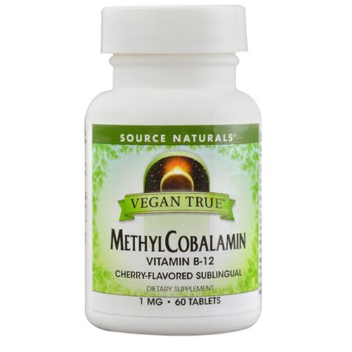 Vegan True Methylcobalamin Vitamin B-12