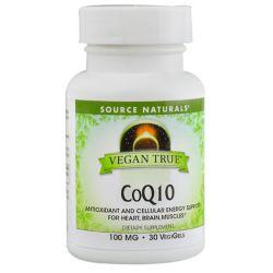 Source Naturals Vegan True CoQ10