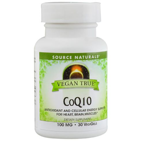 Vegan True CoQ10