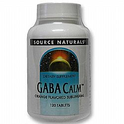 Source Naturals GABA Calm, Sublingual