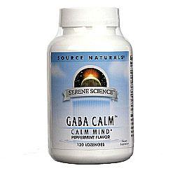 Source Naturals GABA Calm- Sublingual