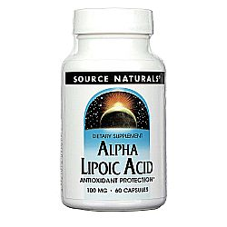 Source Naturals Alpha Lipoic Acid