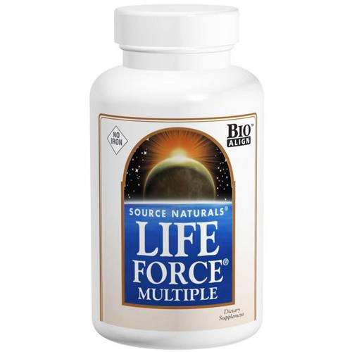 Life Force Multiple, No Iron