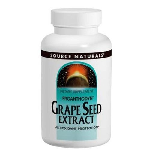 Grape Seed Extract 200 mg