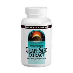 Source Naturals Grape Seed Extract 100 mg