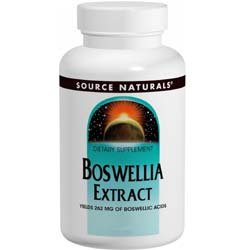 Source Naturals Boswellia Extract 375 mg