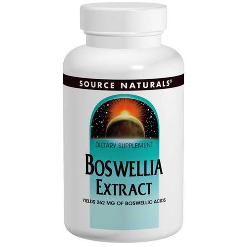 Boswellia Extract 375 mg