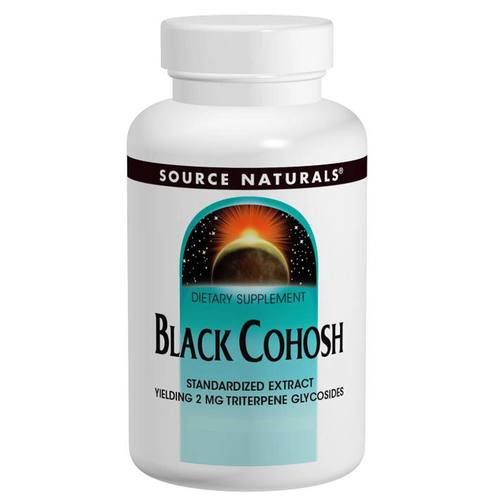 Black Cohosh 80 mg