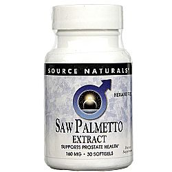 Source Naturals Saw Palmetto Extract 160 mg
