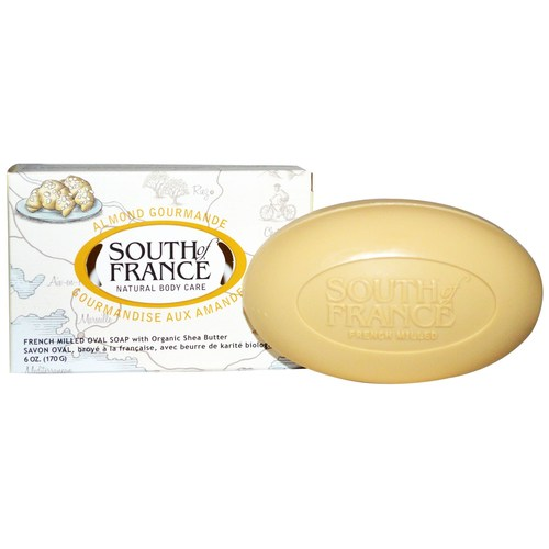 French Milled Oval Bar Soap