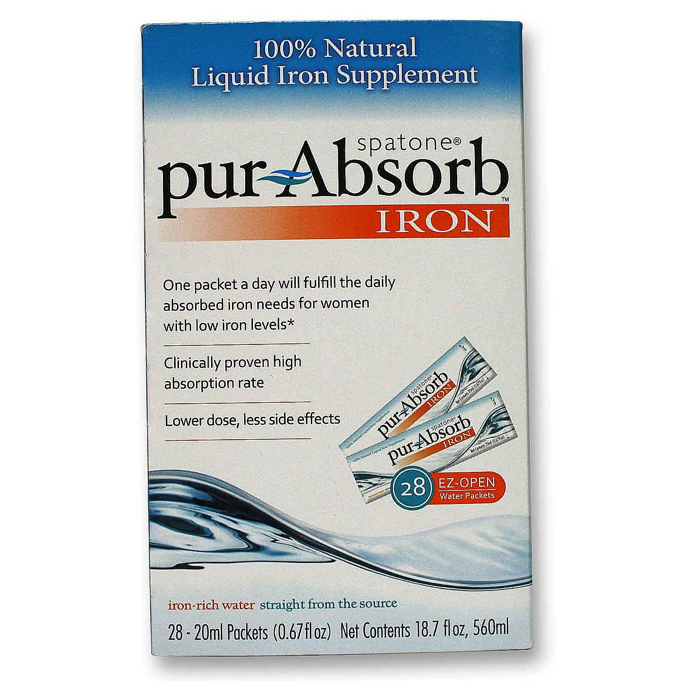 Iron Supplement Side Effects
