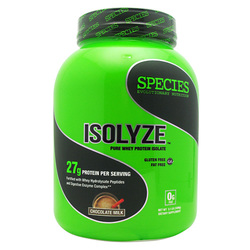 Species Nutrition Isolyze