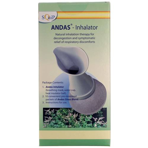 ANDAS - Inhalator Kit