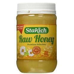 Stakich Raw Honey