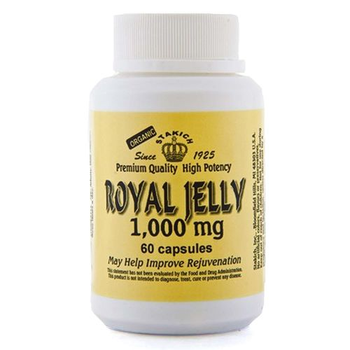 Royal Jelly 1,000 mg