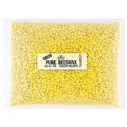Stakich Pure Yellow Beeswax