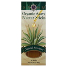 Stash Tea Organic Agave Nectar Sticks