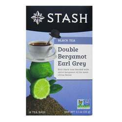 Stash Tea Black Tea Double Bergamot Earl Grey