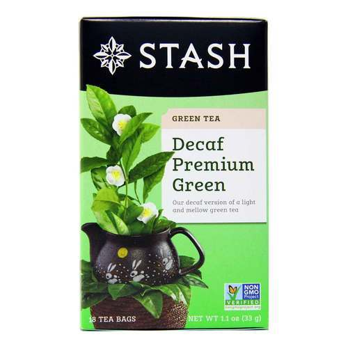 Stash Tea Decaf Premium Green Tea - 18 Tea Bags - 56241_front2020.jpg