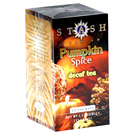 Stash Tea Premium Pumpkin Spice Decaf Black Tea - 18 Tea Bags