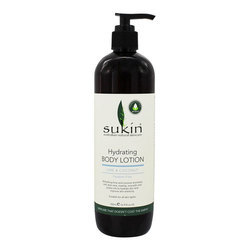 Sukin Hydrating Body Lotion Lime Coconut