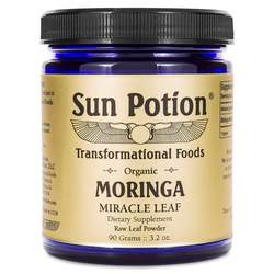 Sun Potion Moringa
