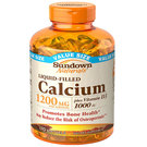 Sundown Naturals Calcium plus D3