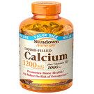 Sundown Naturals Calcium plus D3