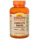 Sundown Naturals Complete Omega