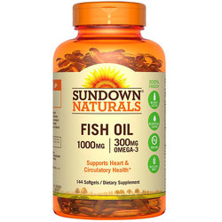 Sundown Naturals Fish Oil
