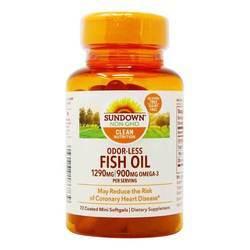 Sundown Naturals Omega-3 Fish Oil