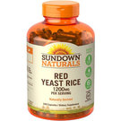 Sundown Naturals Red Yeast Rice