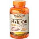 Sundown Naturals Extra Strength Fish Oil