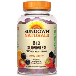 Sundown Naturals Vitamin B12