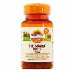 Sundown Naturals Eye-Guard Lutein