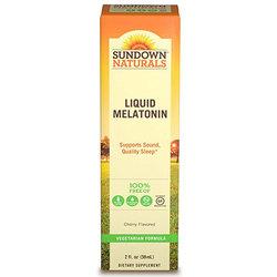 Sundown Naturals Melatonin - 1 mg