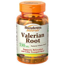 Sundown Naturals Valerian Root