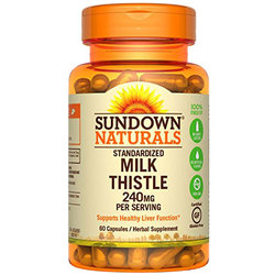 Sundown Naturals Milk Thistle Xtra