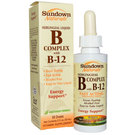 Sundown Naturals Liquid B Complex