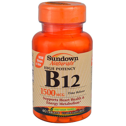 High Potency B12