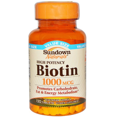 High Potency Biotin