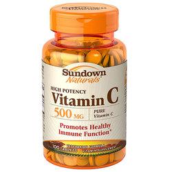 Sundown Naturals High Potency Vitamin C