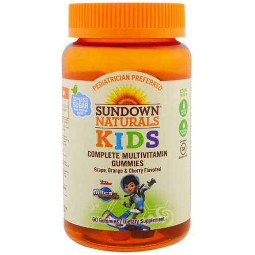 Complete Kids Multivitamins