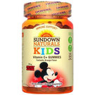 Sundown Naturals Mickey Mouse Vitamin C + - 60 Gummies