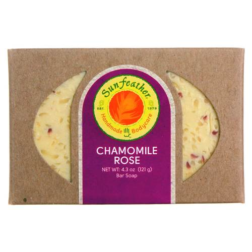 Chamomile Rose Soap