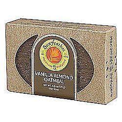 Sunfeather Vanilla Almond Oatmeal Soap