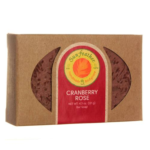 Cranberry Rose Soap