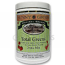 Sunny Green Total Greens Drink Mix