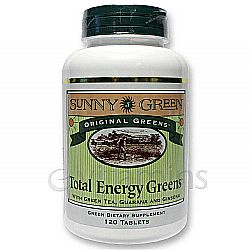 Sunny Green Total Energy Greens