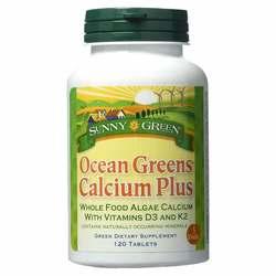Sunny Green Ocean Greens Calcium Plus